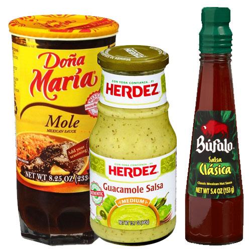 Hot Sauce & Salsa